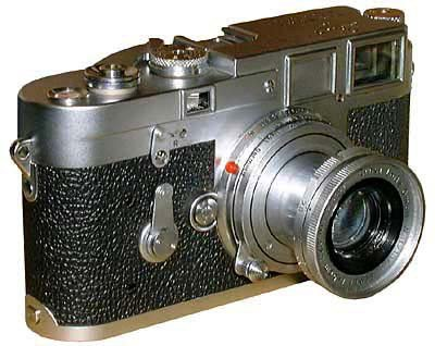 מצלמת לייקה הדגם הקלאסי